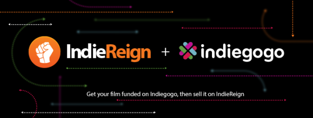 IndieReign_IndieGogo Partnership